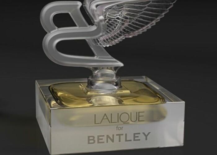 Succesul Miroase Bine Bentley Lanseaza Cel Mai Scump Parfum