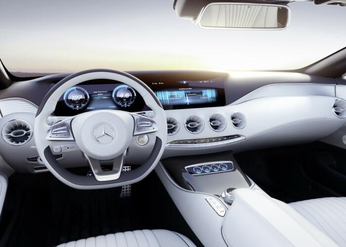 Cum arata noul Mercedes S Class Coupe: Varianta in 3 usi pentru unul dintre cele mai exclusiviste modele din lume: