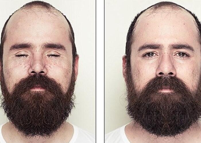Both Sides Of: Asa ar arata oamenii daca ambele jumatati ale fetei ar fi identice: FOTO