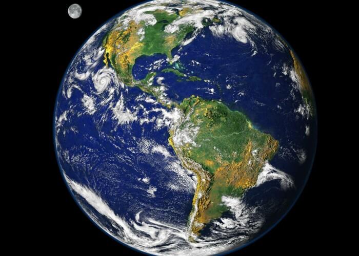 Cum ar arata lumea daca pe Pamant ar trai numai 100 de persoane