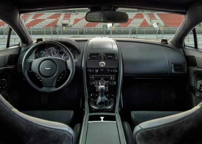 Cu asta o sa vina Aston Martin la Salonul Auto de la Geneva: FOTO