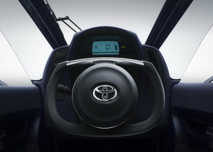 CES 2014: Masina care nu se rastoarna si boxa audio transparenta VIDEO