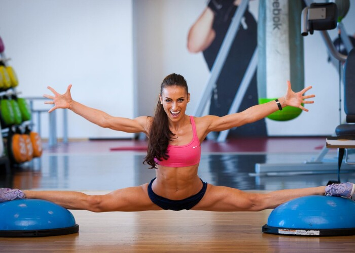 Cat de sexy este Miss Fitness Universe 2013: Anca Bucur! FOTO