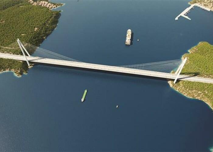 Cum va arata cel mai mare pod rutier din lume! VIDEO