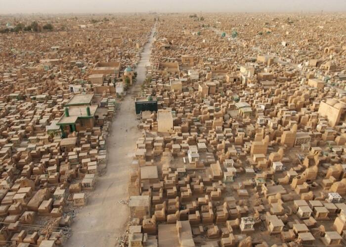 Cimitirul unde sunt 5 milioane de morminte: Povestea celui mai mare cimitir din lume!