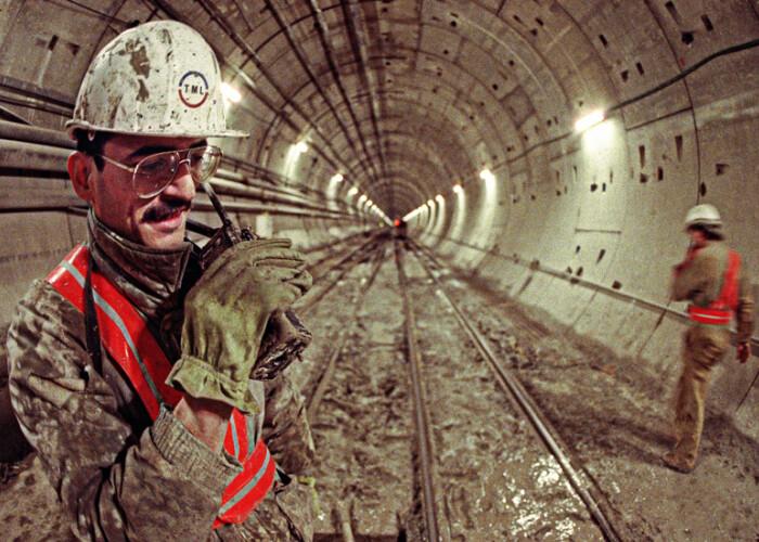Acestea sunt cele mai interesante tuneluri din lume! VIDEO
