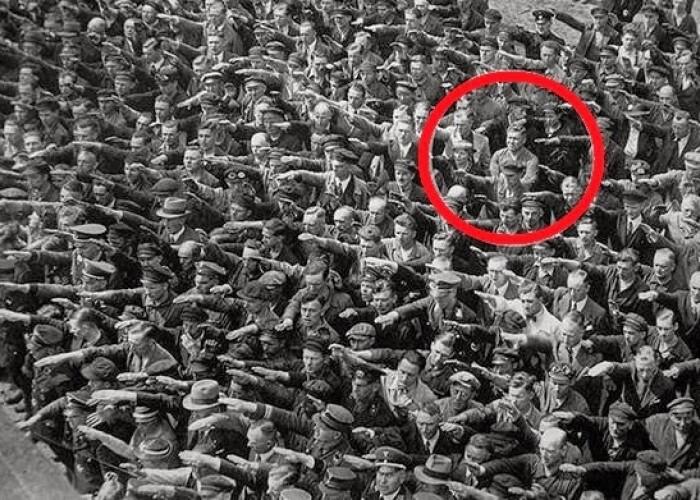 10 Fotografii din istorie care te vor lasa fara cuvinte: