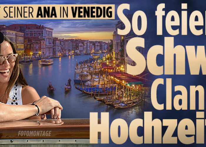 Frumoasa si Bastian | Mijlocasul german s-a insurat cu superba Ana Ivanovic