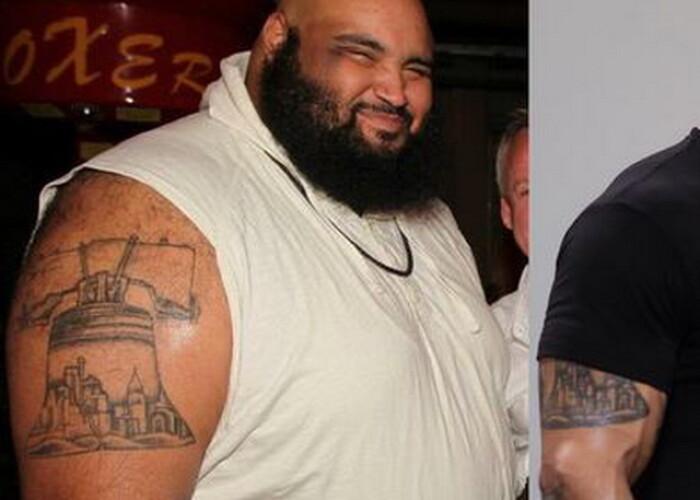 Transformarea incredibila a acestui barbat: Fitness-ul mi-a salvat viata
