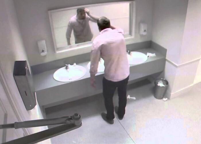 Tu cum ai reactiona la asta? Farsa care ii baga in sperieti chiar si pe cei mai puternici barbati: VIDEO