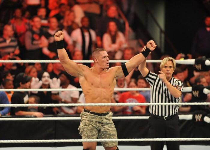 Cat de bine arata iubita lui John Cena! FOTO