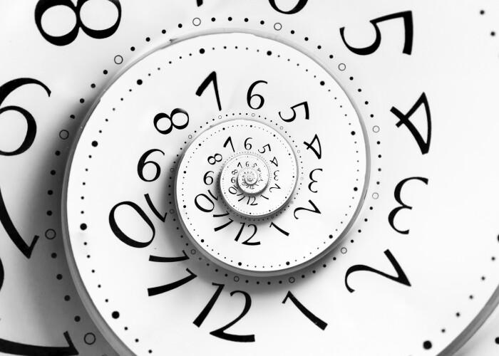 S-a demonstrat ca timpul poate merge inapoi si ca viitorul poate influenta trecutul: