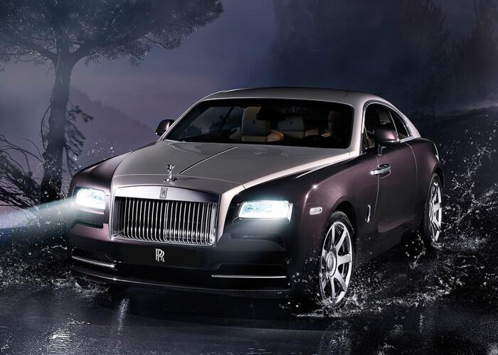 Miliardarii planetei se inghesuie pe listele de asteptare! Asa arata cel mai puternic Rolls-Royce din istorie!