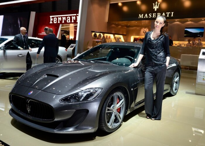 Cum scapi de gura soacrei? Scoate-o la plimbare in noul Maserati GranTurismo MC Stradale!