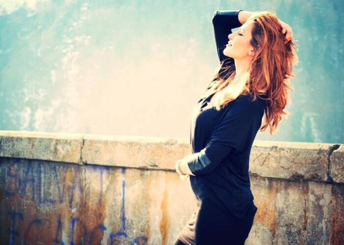 Arata din ce in ce mai bine: 11 poze foarte sexy cu Alina Eremia! FOTO