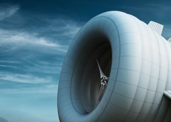 Turbine eoliene plutitoare: Acesta este viitorul energiei. SUA testeaza primele prototipuri VIDEO