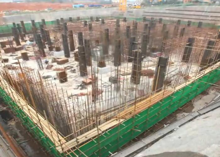 Cum a construit o companie chineza o cladire cu 57 de etaje in numai 19 zile! VIDEO