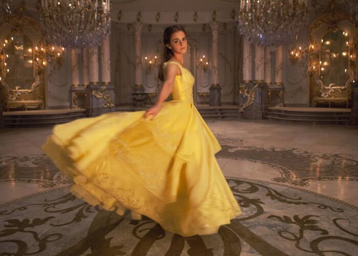 Emma Watson, despre rolul Belle din Frumoasa si Bestia : este modelul de femeie pe care vreau sa-l intruchipez