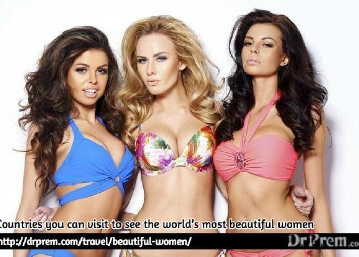 Romania e in TOP: Tarile pe care le puteti vizita pentru a vedea cele mai frumoase femei din lume