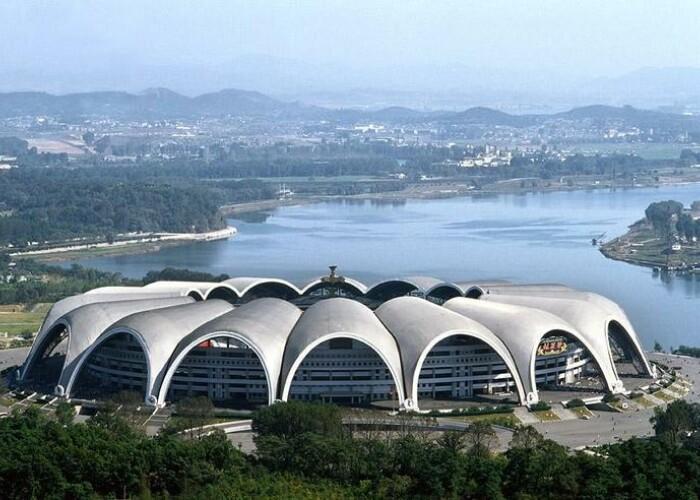 Cel mai inalt punct al acoperisului depaseste 60 de metri: Cum arata cel mai mare stadion din lume! VIDEO