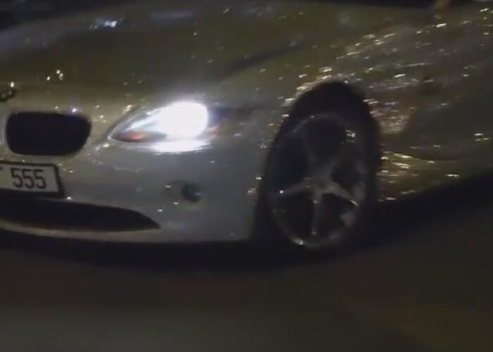 Made in Moldova: cum arata un BMW Z4 acoperit cu 250 000 de cristale Swarovski! VIDEO