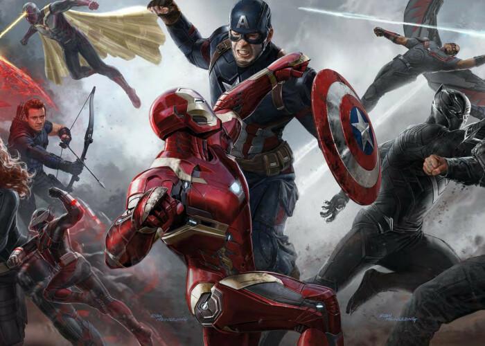 "Filmul ""Captain America: Razboi Civil"" a avut incasari record in Romania in primul weekend"
