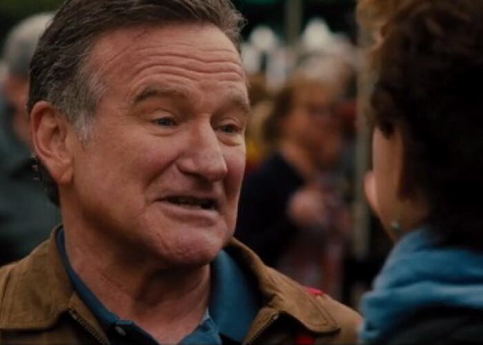 Robin Williams in unul dintre ultimele sale roluri! VIDEO
