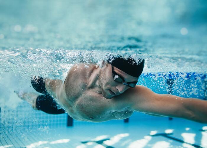 Este înotul sursa de energie pentru o nouă zi?