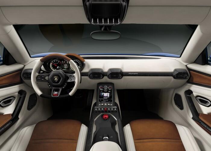 Salonul Auto Paris 2014: Lamborghini Asterion, masina sau avion? Are 4 motoare si consuma de doua ori mai putin decat un Logan. FOTO