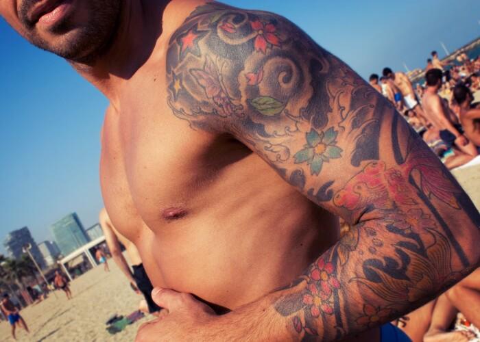 Ce tatuaje prefera cei mai multi barbati din Romania: VIDEO