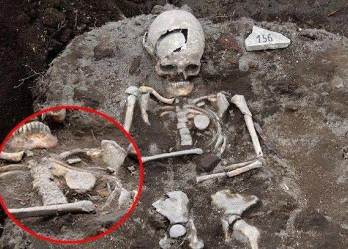 Un arheolog cunoscut a facut o descoperire terifianta la granita cu Romania: FOTO