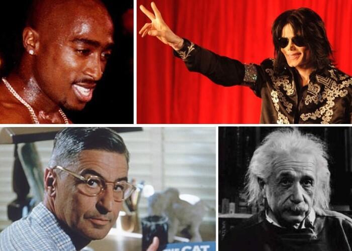 Topul celebritatilor decedate cu cele mai mari venituri