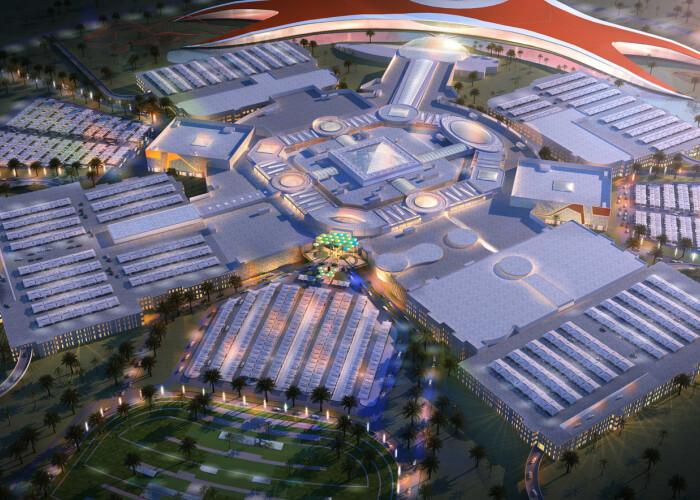 Va avea peste 400 de magazine: Asa o sa arate cel mai spectaculos Mall din lume: VIDEO