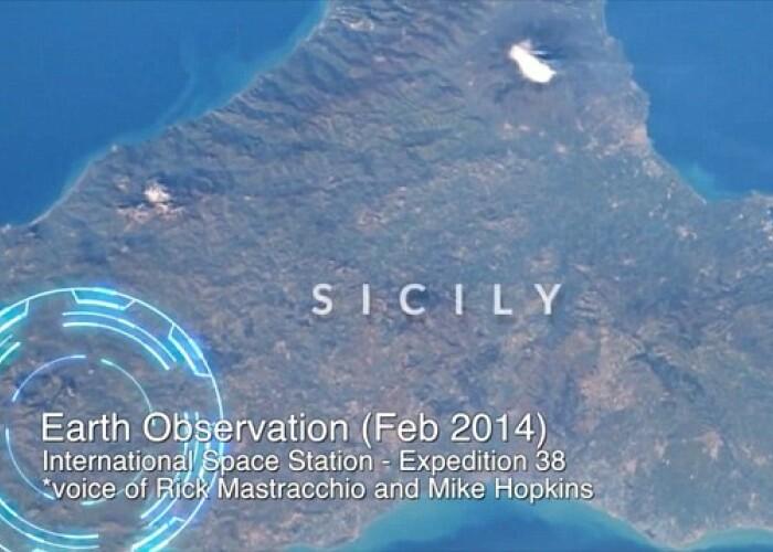 Cum se vad orasele de pe Terra de pe Statia Spatiala Internationala! VIDEO