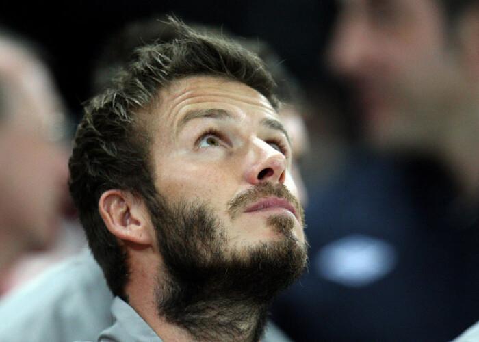 Are barba lui David Beckham: Cum arata cel mai atragator barbat din lume! FOTO