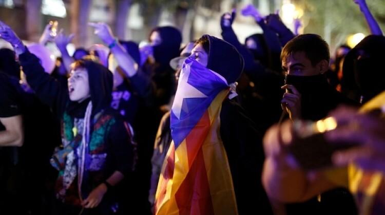 Proteste de amploare în Barcelona