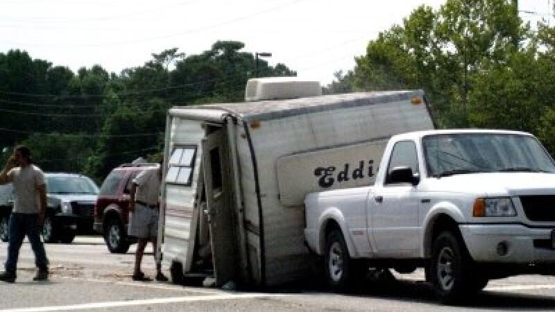 accident trailer