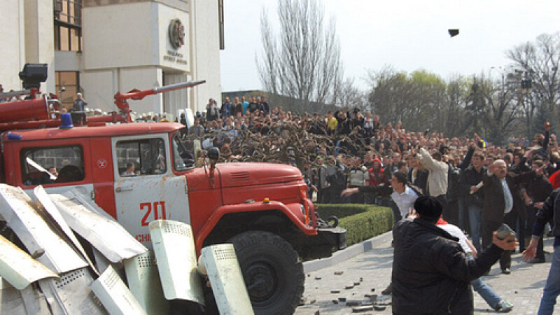 Al doilea mort iesit la iveala in urma protestelor din Republica Moldova!