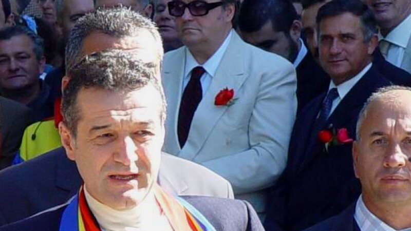 Vadim Tudor l-a vizitat pe Gigi Becali in arest