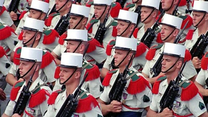 Legiunea Franceza