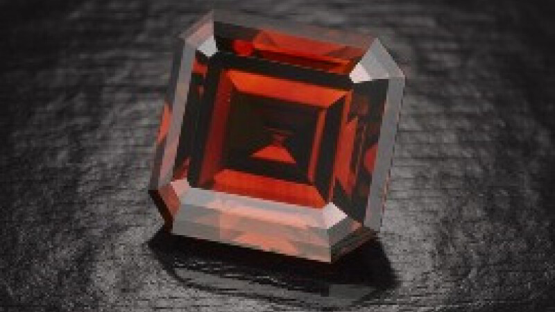 diamantul rosu