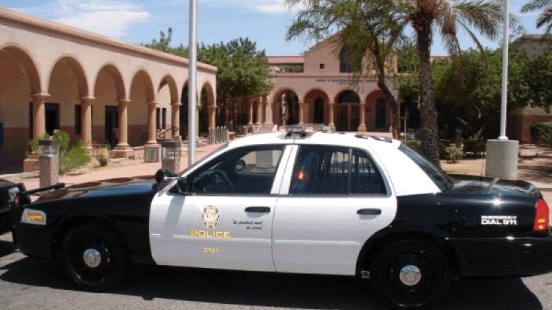 Politie SUA