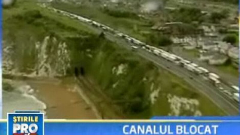 canal blocat