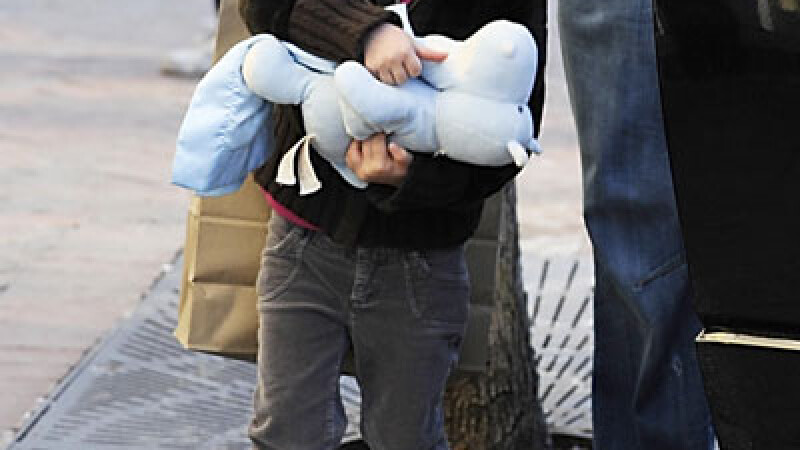Angelina Jolie, geloasa pe propriul copil! Crede ca o eclipseaza