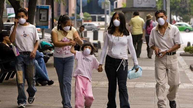 Gripa porcina in Mexic