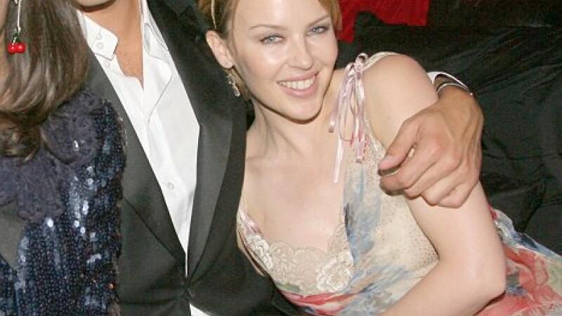 Kylie Minogue, Andres Velencoso