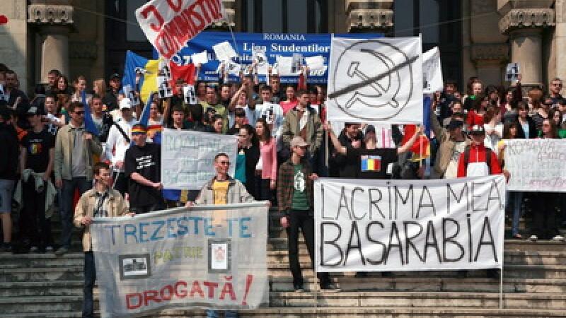 chisinau proteste