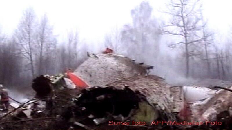 accident aviatic Tupolev, Rusia