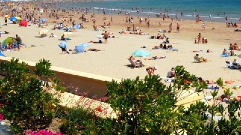 Plaja Sables