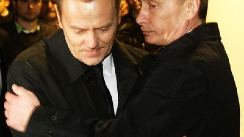 Putin si Tusk